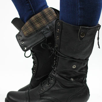 Timber Creek Boot - Black
