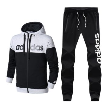Adidas Men Sports and leisure suits