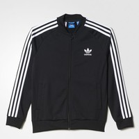 adidas Superstar Jacket - Black | adidas US