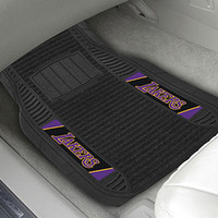 Los Angeles Lakers Deluxe Mat