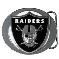 NFL - Oakland Raiders Team Belt Buckle