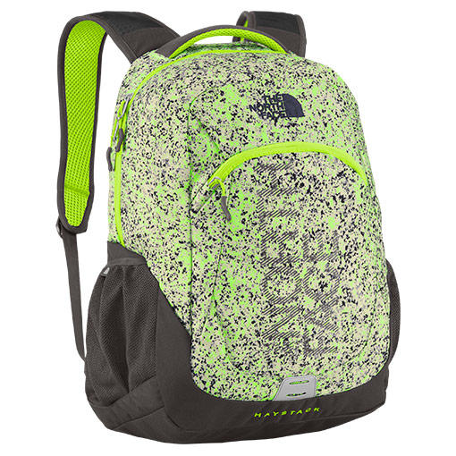 c0a5391928 lime green north face backpack Sale
