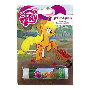 My Little Pony Applejack Apple Pie Lip Balm