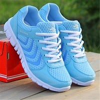 Running Shoes Light outdoor Sneakers 35-44 Shoes  Women Sneakers Breathable Sport Shoes
