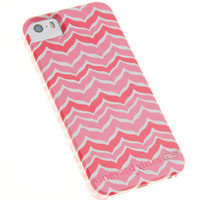 Whale Tail Chevron iPhone 5 Case