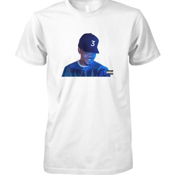 Chance the Rapper Coloring Book T-Shirt Unisex Cotton Tee