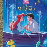 Disney Princess - The Little Mermaid Big Golden Book