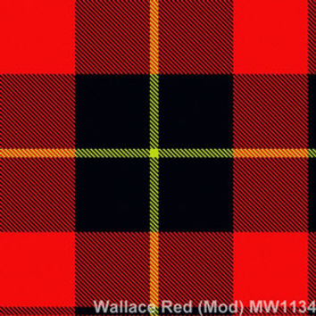 Wallace Red Modern