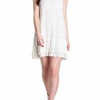 Emery Drop Waist Dress