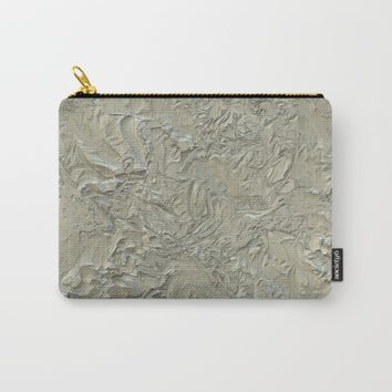 Rough Plastering Carry-All Pouch by Alexandr-Az