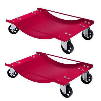 2 PCS  Wheel Dolly