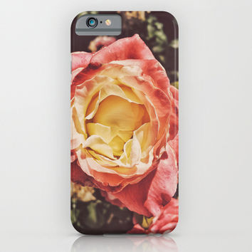 Rosey Posey iPhone & iPod Case by DuckyB (Brandi)