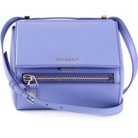 Givenchy Small 'pandora' Shoulder Bag - Cumini - Farfetch.com