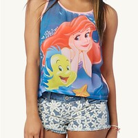 Little Mermaid Tank