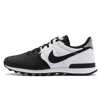 Nike AIR PEGASUS 89 PRM SE Men's Casual Shoes Black White