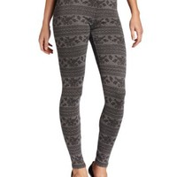 Only Hearts Women's I Heart Leggings Fair Isle Legging