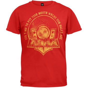 Dodgeball - Where Our Balls Are T-Shirt