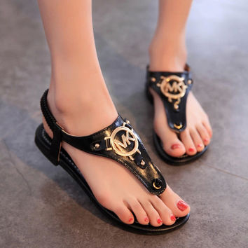 Sandals Flat Shoes Slippers [10161907975]