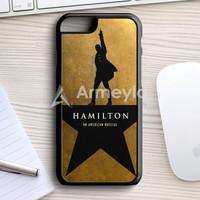Hamilton Broadway Musical X3762 iPhone 7 Case | armeyla.com