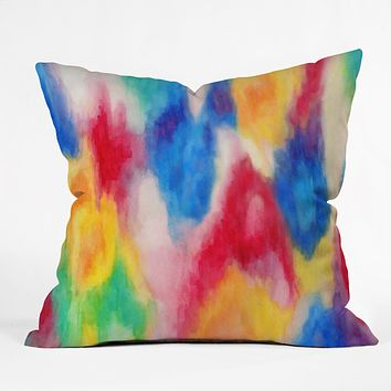 Jacqueline Maldonado Epiphany 1 Throw Pillow