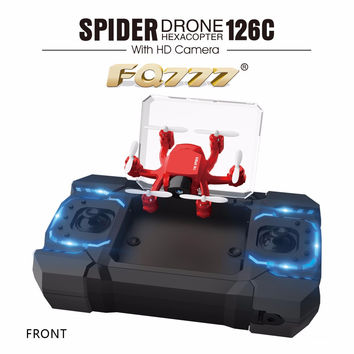 Upslon FQ777  Drone With Camera HD 2MP