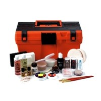 Basic Moulage Training Kit for Emergency Reenactment Professionals by Ben Nye : Stage Makeup Online