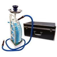 LGI Custom Made Fancy Hookah Shisha - XLL Hookah Burg Al Arab Design