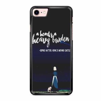 Howl S Moving Castle 1 iPhone 7 Case