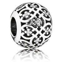 Pandora Intricate Lattice Charm