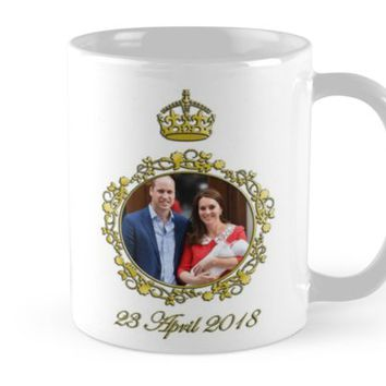'Royal baby' Mug by ValentinaHramov