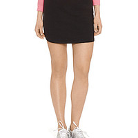 Lauren Ralph Lauren Two-Toned Skort - Black/Pink
