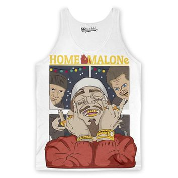 Malone's Still Alone Tank Top