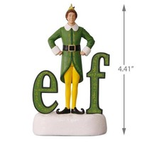 Buddy the Elf Sound Ornament