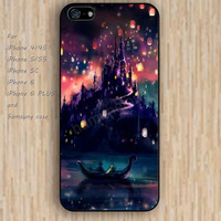 iPhone 5s 6 case Dream catcher colorful Castle lantern  phone case iphone case,ipod case,samsung galaxy case available plastic rubber case waterproof B465
