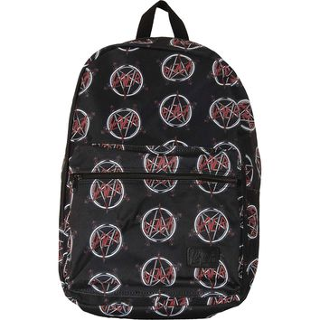 Slayer Backpack Black