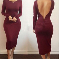 Selah Bodycon Dress
