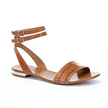 Antonio Melani Wrenn Crocodile Sandals | Dillards.com