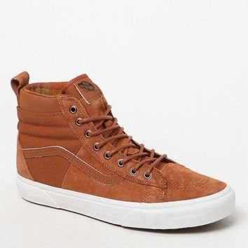 DCCKJH6 Vans Sk8-Hi 46 MTE DX Honey Shoes