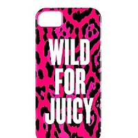 Wild For Juicy iPhone 5 Case
