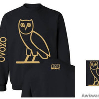 Nothing Was The Same T-SHIRT & HOODIE COMBO ~ ovo ovoxo hip hop rap drake owl take yolo care