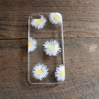 Hand Painted Daisies Case
