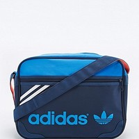 Adidas Air Liner Messenger Bag in Blue - Urban Outfitters