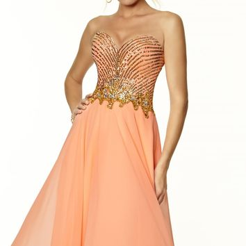 Paparazzi by Mori Lee 97045 Dress