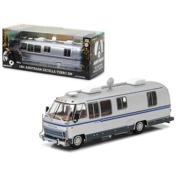 1981 Airstream Excella Turbo 280 1/43 Diecast Model Car by Greenlight