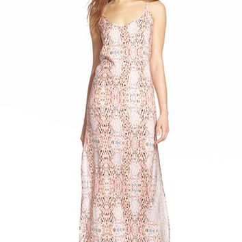 Women's Whitney Eve 'Sinai' Scoop Back Maxi Dress,