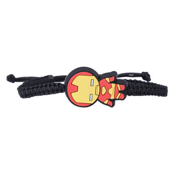 Marvel Iron Man Kawaii Cord Bracelet