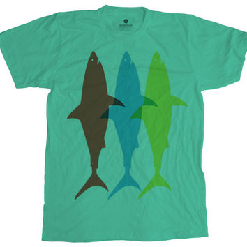 Three Sharks Mint