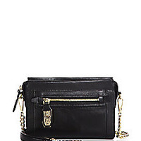 Rebecca Minkoff - Mini Crosby Crossbody Bag/Black - Saks Fifth Avenue Mobile