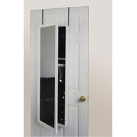 Walmart: Mirrotek Mirror Jewelry Armoire-Over the Door in White
