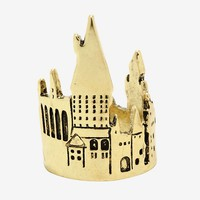 Harry Potter Hogwarts Castle Ring